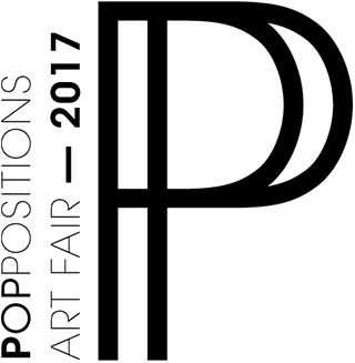 Poppositions Art Fair logo