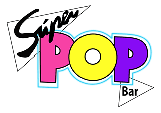 Súper Pop Bar, Madrid - logo